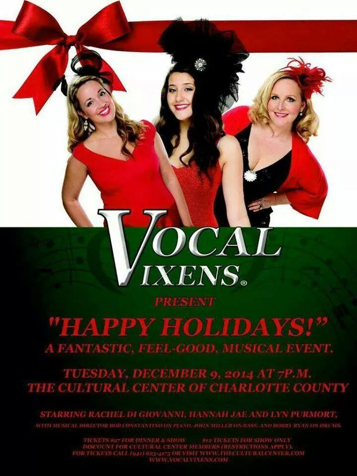 Vocal Vixens Happy Holidays